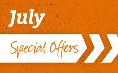 July Only Offers