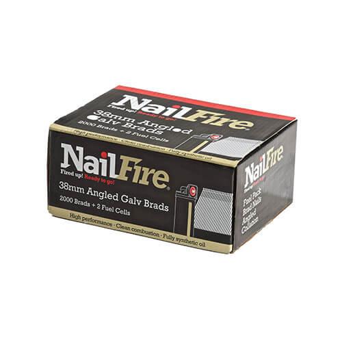 Nailfire Brad Nails